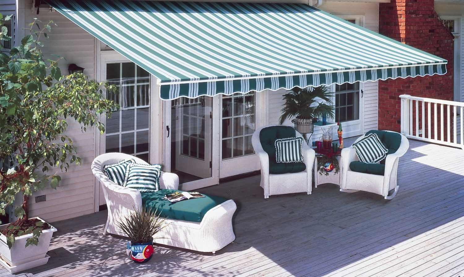 Retractable Awning Products From The Awning Warehouse