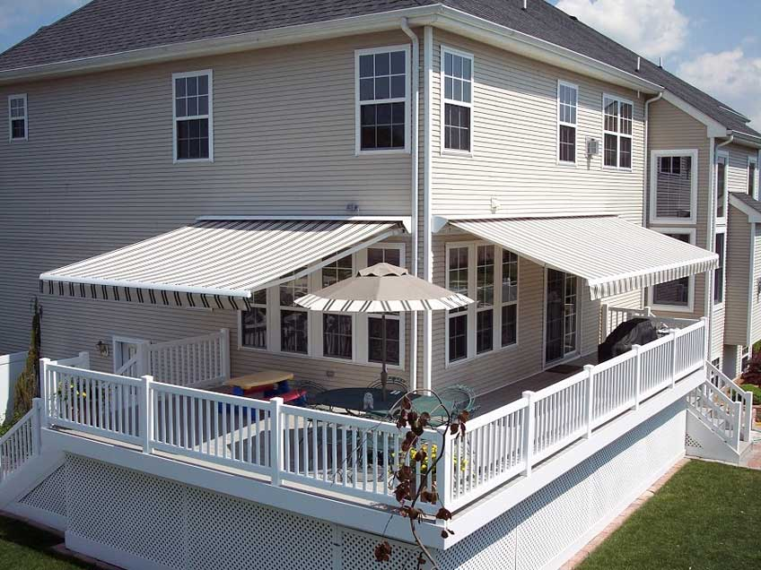 NJ Awnings #1 Supplier Of Retractable Awnings