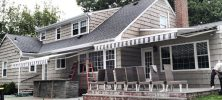 Queens New York Retractable Awnings