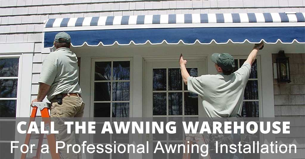 Get Expert Retractable Awning Installation By Professional Installers