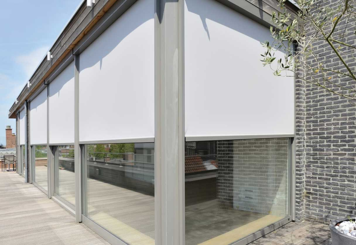 retractable solar screens retractable solar zip screens. Black Bedroom Furniture Sets. Home Design Ideas