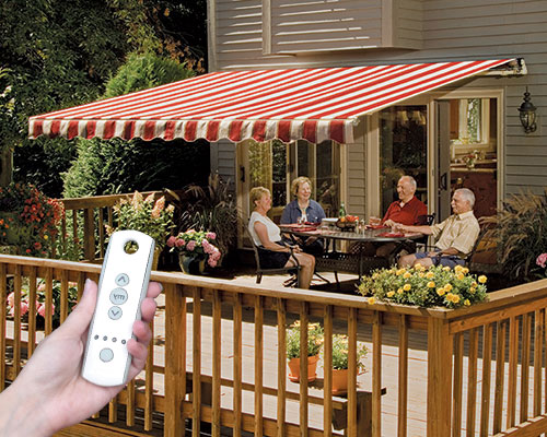 Retractable Awning Features The Awning Warehouse Ny
