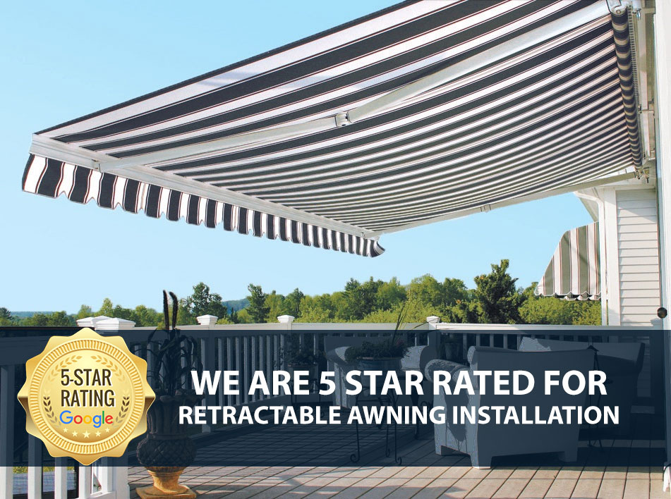Get The Best Retractable Awning Installation