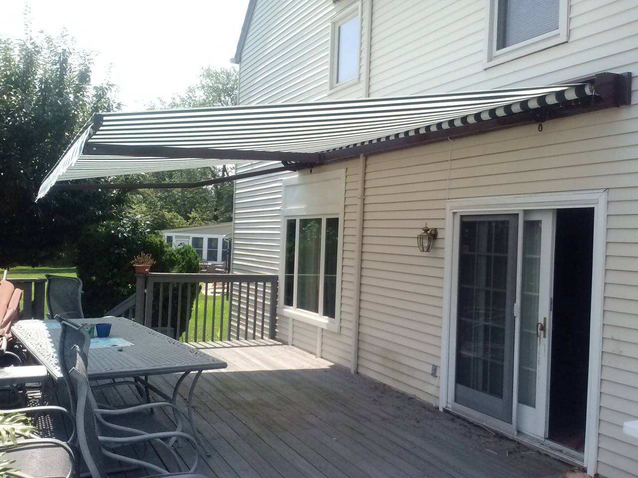 Linden New Jersey Retractable Awnings The Awning Warehouse Ny Awnings Nj Awnings