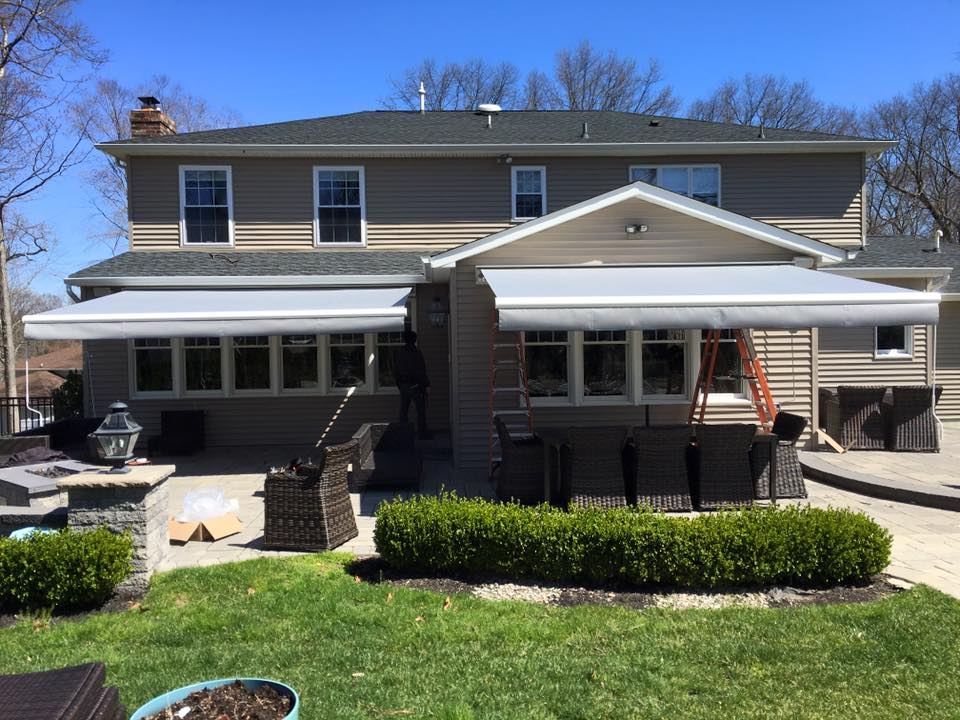 Plainfield New Jersey Retractable Awnings
