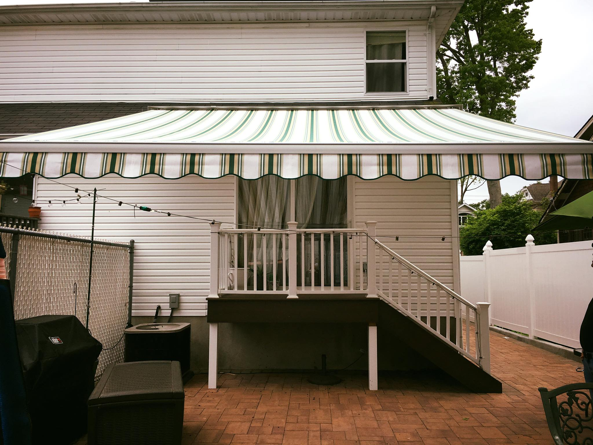 Point Pleasant New Jersey Retractable Awnings