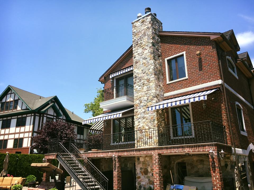 Bridgewater New Jersey Retractable Awnings - The Awning ...