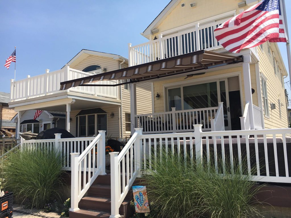 Red Bank New Jersey Retractable Awnings - The Awning ...