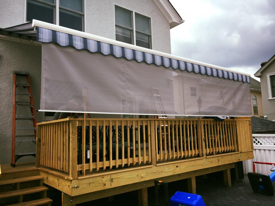 Holmdel New Jersey Retractable Awnings