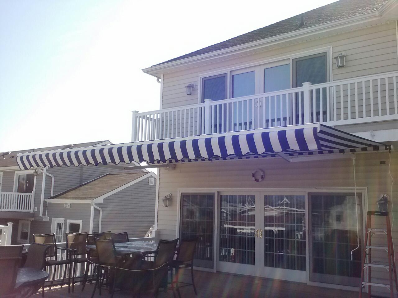 in new retractable millstone nj awning jersey n ny the warehouse awnings