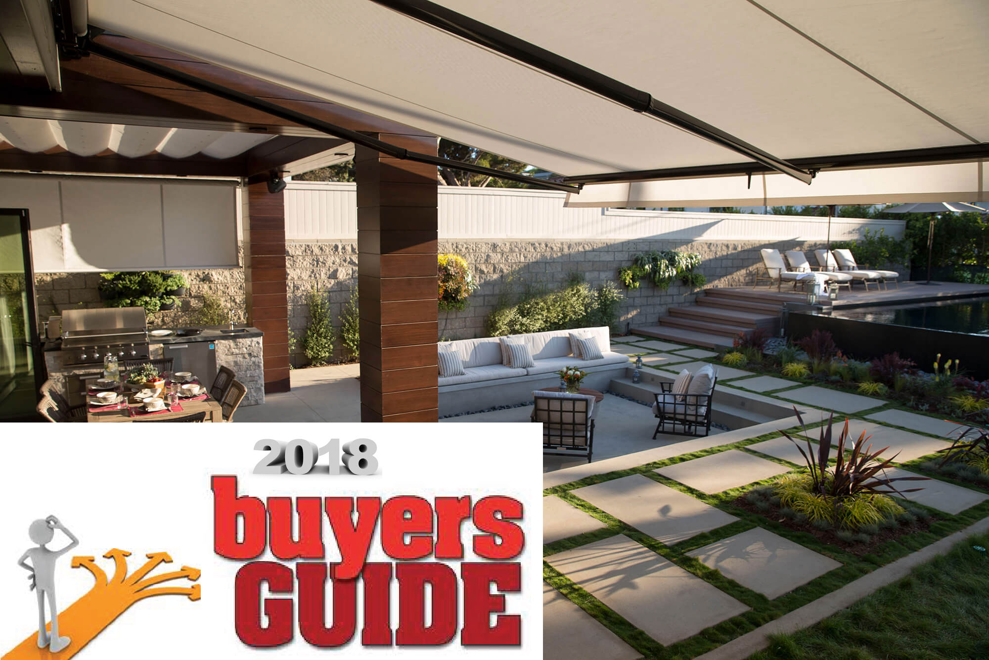 Retractable Awning Buyers Guide For 2018 The Awning Warehouse Ny Awnings Nj Awnings