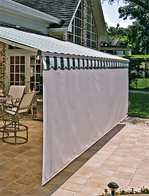 Retractable Awning Buyers Guide For 2018 - The Awning ...