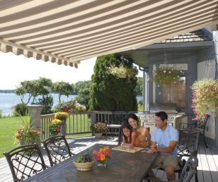 Purchase a Retractable Awning